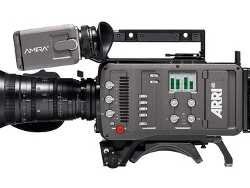 Rent: ARRI Amira Ready to shoot Documentary Premium UHD