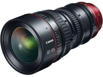 Rent: Cine Prime 30-105mm