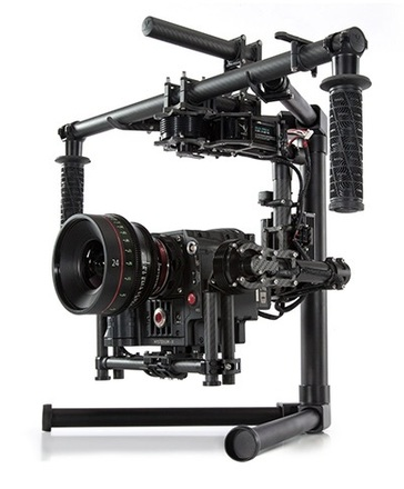 Freefly Movi M15 ready to shoot package