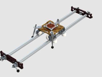 MYT Works' Level 5 Cine Camera Slider