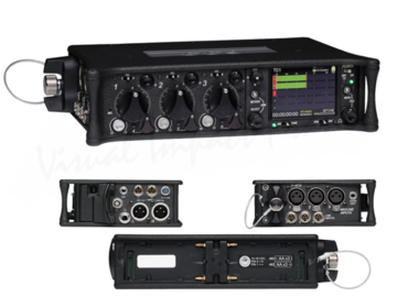 Rent: Sound Devices 663 Field Production Mixer