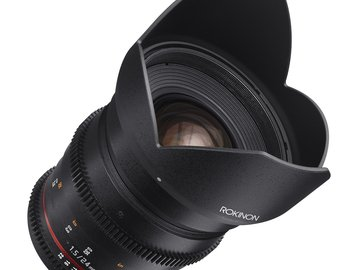 Rent: Rokinon 24mm T 1.5 DS Cine Lens EF Mount