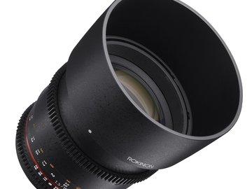 Rokinon 85mm T 1.5 DS Cine Lens EF Mount