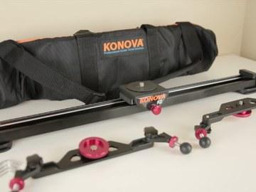 Rent: Konova K2 Camera Slider 47inches