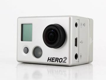 Rent: GoPro HERO 2