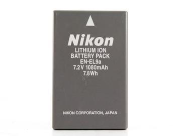 Rent: Nikon EN-EL9a Battery for D3000/D5000