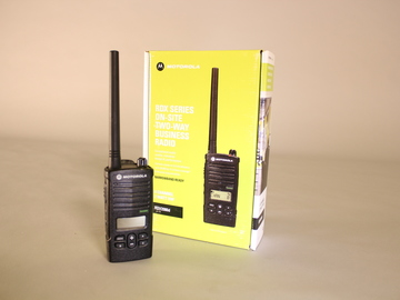 Rent: Production Grade Motorola Walkies (6-pack)