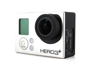 Rent: GoPro HERO3 Plus Silver Edition