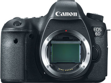 Rent: Canon 6D Body Only