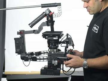 Rent: DJI Ronin package with two operators