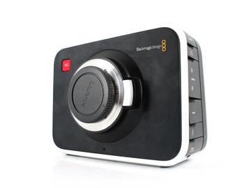 Rent: Blackmagic Cinema Camera, Micro Four Thirds Fit