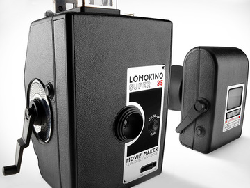 Rent: Lomokino 35mm Movie Camera