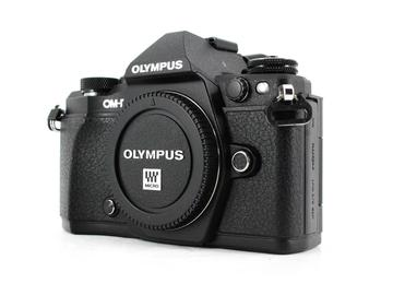 Rent: Olympus OM-D E-M5 II