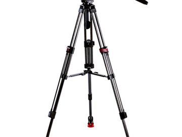 Rent: Sachtler Fluid Head & Tripod