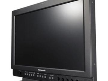 "Rent: Panasonic Bt-LH 1710 17"" Monitor (2 of 2)"