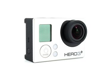 Rent: GoPro HERO3 Plus Silver Edition
