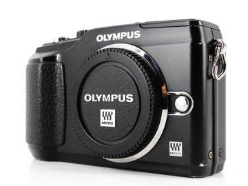 Rent: Olympus Pen E-PL2