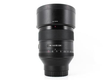 Rent: Sony FE 85mm f/1.4 GM