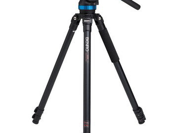 Rent: Benro S8 Pro Video Head and A3573F Series 3 Tripod