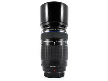 Rent: Olympus M.Zuiko 75-300mm f/4.8-6.7
