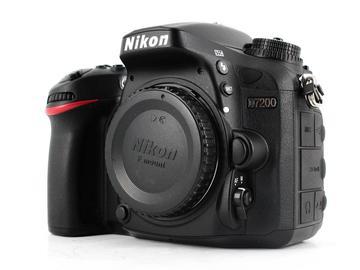 Rent: Nikon D7200