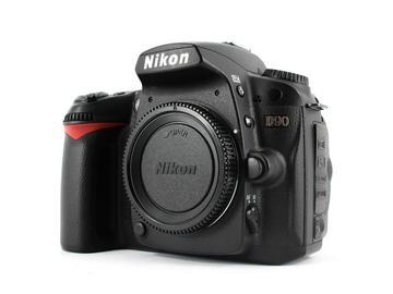 Rent: Nikon D90