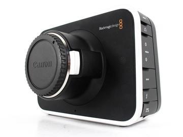 Rent: Blackmagic Cinema Camera, EF Fit