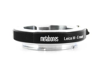 Rent: Metabones Leica M to Sony E Adapter