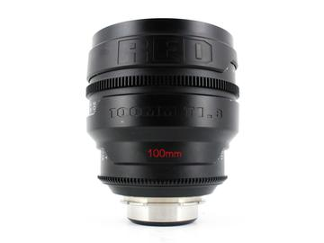 Rent: RED PRO 100mm T1.8, PL Mount