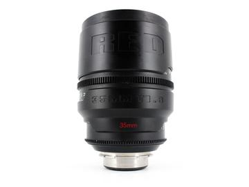 Rent: RED PRO 35mm T1.8, PL Mount