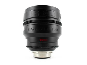 Rent: RED PRO 85mm T1.8, PL Mount