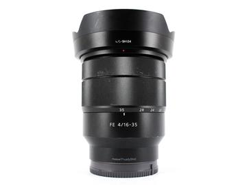 Rent: Sony Zeiss Vario-Tessar T* FE 16-35mm f/4 ZA OSS