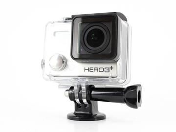 Rent: GoPro HERO3 Plus Black Edition