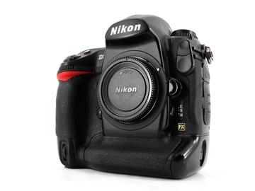 Rent: Nikon D3
