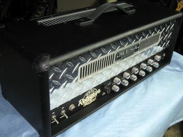 Rent: Mesa Boogie Dual Rectifier Solo Head
