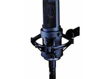 Rent: Audio Technica AT4060 Tube Condenser Microphone