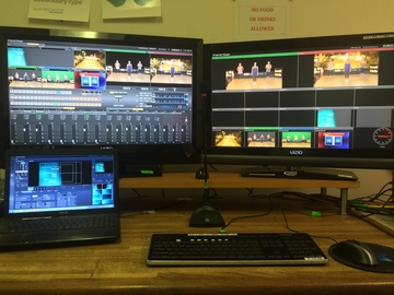 Rent: Tricaster 855 Live Production System