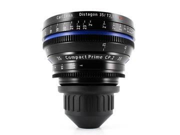Rent: Zeiss CP.2 35mm T/1.5 PL Lens