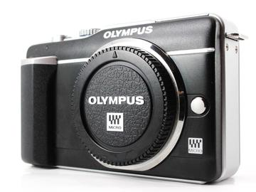 Rent: Olympus Pen E-PL1