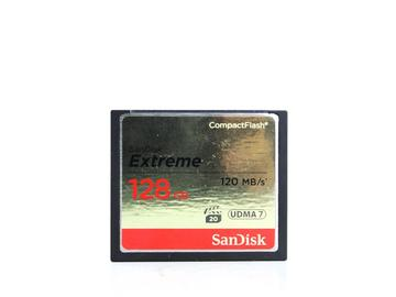 Rent: SanDisk Extreme 128GB 120MB/s CF Card