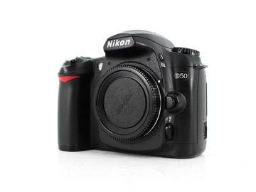 Rent: Nikon D50