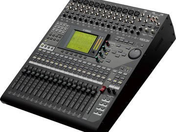 Rent: Yamaha 01v96i - 16 ch digital mixer with USB interface