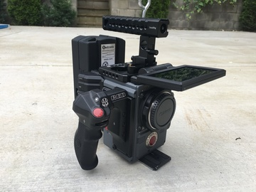 RED Scarlet Weapon Full Package