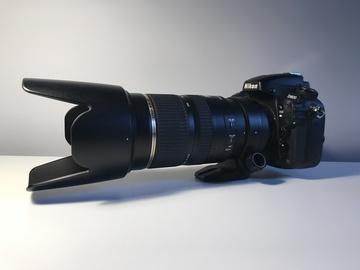 Rent: Nikon D800 + Tamron 70-200mm 2.8 VR