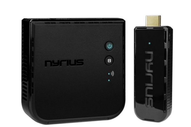 Nyrius ARIES Pro With SDI adapters and all Cables