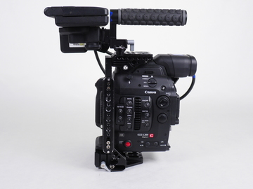 Rent: Canon C300 Mark II (MK II) Basic Package
