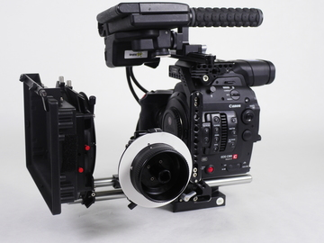 Rent: Canon C300 Mark II (MK II) Indie Package
