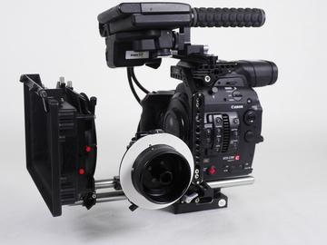 Rent: Canon C300 Mark II (MK II) Indie Package