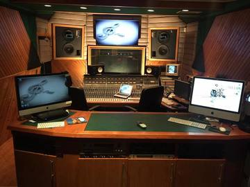 Rent: FGX Media / Rawlston Recording Studios