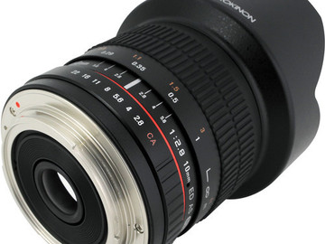 Rent: 10mm f/2.8 for Canon EF Mount
